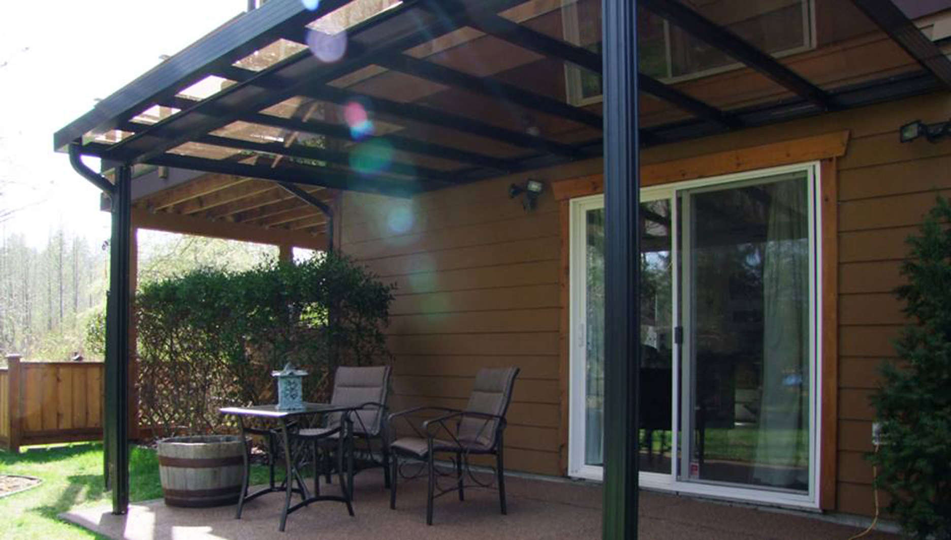 Charmant Vancouver Island Patio Cover Installers | Products And Services | Paradise  Patio